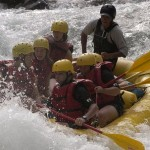 World Class river rafting
